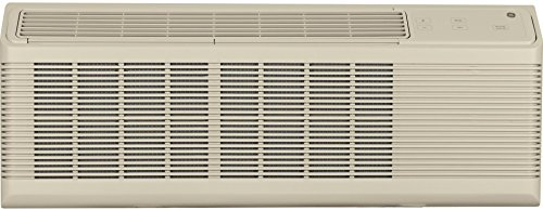 """GE AZ65H15DAB AZ65H15DAB 42"""" Zoneline Series Packaged Terminal Air Conditioner with Heat Pump, 14400 Cooling BTU, in Bisque"""