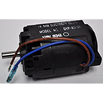 Bissell Roll Brush Motor 2036634