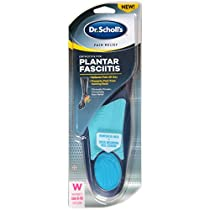 Dr. Scholl's Pain Relief Orthotics for Plantar Fasciitis for Women
