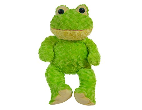 Kelly Toy Rosette Farm Animals Cuddle FROG 31