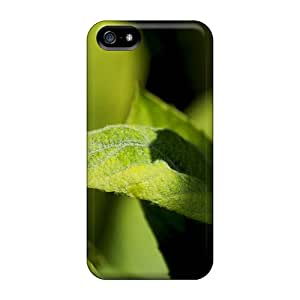 Snap-on Cases Designed For Iphone 5/5s- Lost In The Green