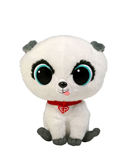 "Price comparison product image Commonwealth Toy The Boss Baby 8"" Beanie Puppy Plush"