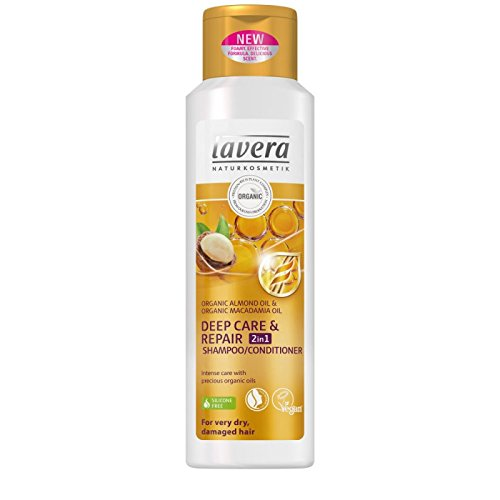 250ml Hair Shampoo for Dry and Damaged - 4