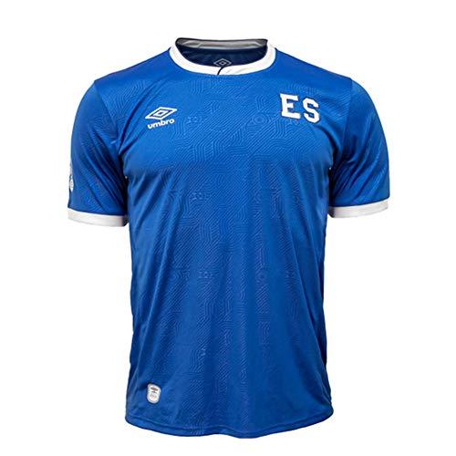 Umbro Youth EL Salvador Home Jersey (Blue/White) (YL) (Shirt Umbro)