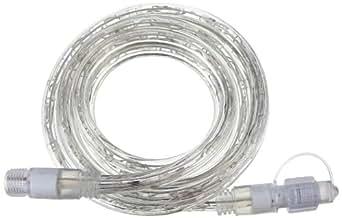 System LED 465-82 - Tubo de luz (200 cm), luz clara