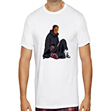 Tobi Akatsuki Naruto Shippuden Shirt Custom Made T-shirt
