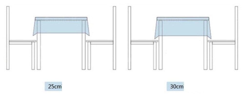 ZXY Heimtextilien ZXYTischdecken Moderne Polyester gefärbt Wasserdichte Gitter Gitter Gitter Tischdecke Haushalt Hotel Tischdecke Decke Handtuch Staub und Verhütung der Meeresverschmutzung,A,90  90CM c9065b