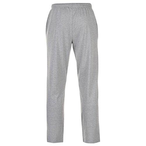 Slazenger para hombre Jersey pantalones de jogging pantalón ...