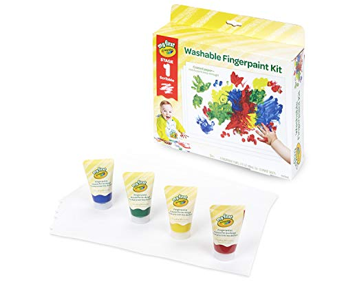 Crayola-My-First-Finger-Paint-for-Toddlers-Painting-Paper-Included-Stocking-Stuffers-Gift