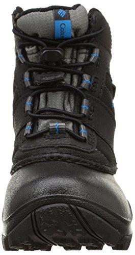 Columbia Rope Tow III - Zapatillas de Deportes de Exterior de material sintético Infantil negro - Noir (010)