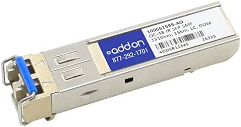 smf Add-on-Computer Peripherals L Alcatel-Lucent 109661595 Compatible Oc-48-ir Sfp Transceiver