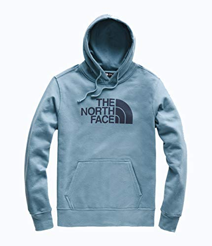 The North Face Men's Half Dome Pullover Hoodie, Storm Blue/Urban Navy, Size ()