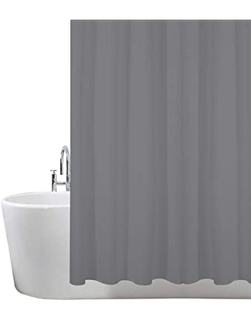 Shower Curtains Home Kitchen Amazoncouk