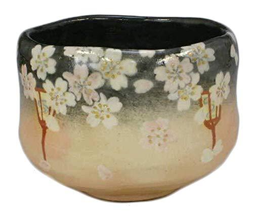 KIYOMIZU Ware Matcha Bowl (Tung Box) SAKURA by Watou.asia (Image #1)
