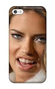 Cute Tpu ElizabethBruns Adriana Lima Case Cover For Iphone 5/5s