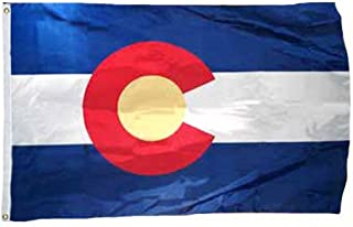 product image for Valley Forge Colorado Flag 2x3 Foot Spectramax Nylon