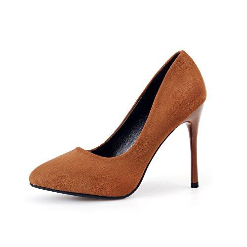 impermeable zapatos con solo impermeable tacón nuevo Taiwán alta de punta black zapatos de Ultra de tacón Zapatos de CInwUqz5Ux