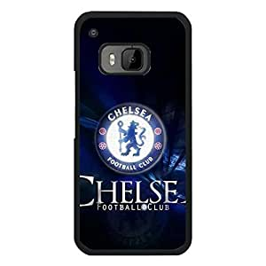 Artistic Pattern Chelsea Football Club Phone Case Cover For Htc One M9 Chelsea FC Fashionable