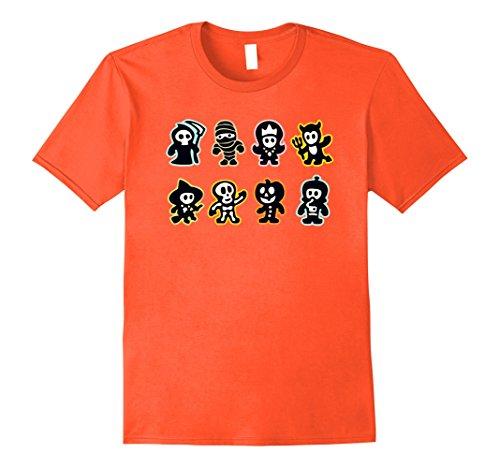 Mens The Halloween Crew Popular Halloween Costume Idea XL Orange