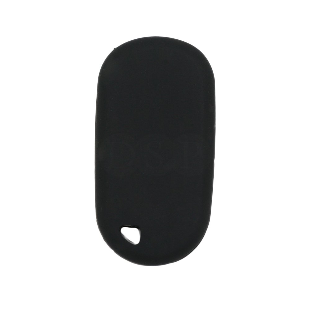SEGADEN Silicone Cover Protector Case Skin Jacket fit for HONDA 3+1 Button Remote Key Fob CV2209 Red