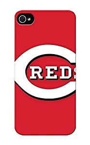 meilinF000New Arrival Case Cover UVYBDK-1252-giJVd With Design For iphone 5/5s- Baseball Cincinnati Reds Best Gift Choice For LoversmeilinF000