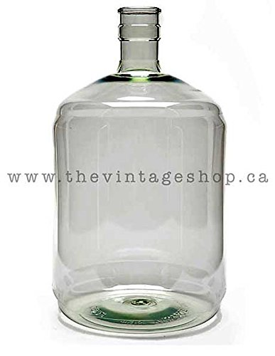 Carboy- Vintage Shop-5 Gallon PET Ported