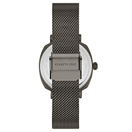 Kanneth Cole New York Women's Analog Quartz Stainless Steel Casual Watch(KC50210001/03/02)