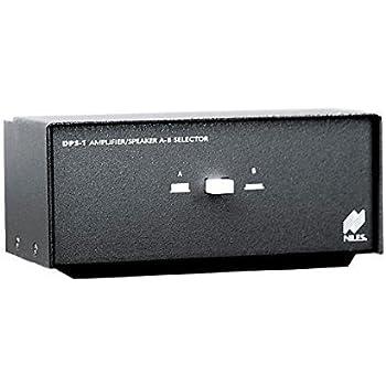 Niles DPS1 Black (FG00003) Amplifier/Speaker A-B Selector