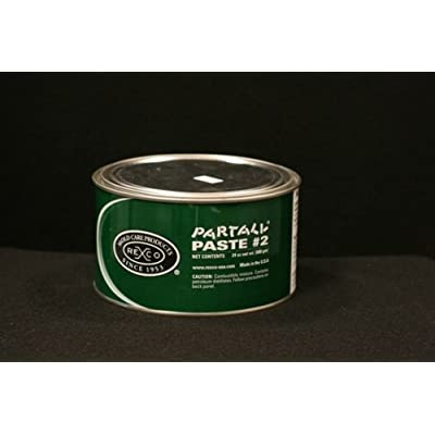 Rexco Partall Paste #2 24 Oz.: Industrial & Scientific