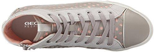 Club B D Femme Sneakers Gris c1010 Hautes New Geox zq1xnUgn