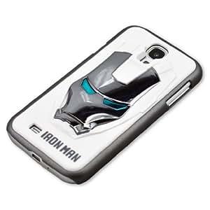 UCGTravel For Samsung Galaxy S4 S IV Black/White 3D Iron Man Inspiration Latest Trend Design Cases Covers for Samsung Galaxy S4 I9500