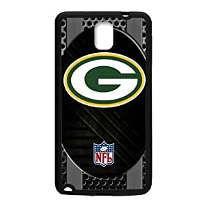 Custom Unique Design Green Bay Packers Samsung Galaxy Note 3 Silicone Case