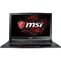 MSI GE63VR RAIDER-632- 15.6 FHD 120Hz Matte Screen | Intel i7-7700HQ | NVIDIA GTX 1060 | 16GB RAM | 1TB HDD | Windows 10 Pro Gaming Laptop