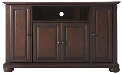 Crosley Furniture Alexandria 48-inch TV Stand - Vintage Mahogany