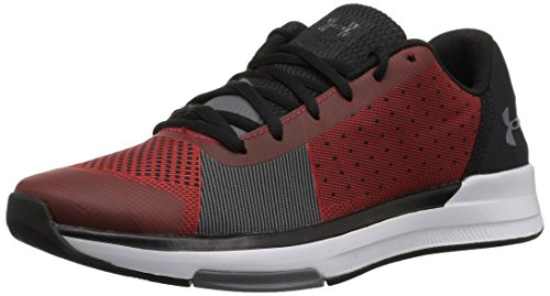 Armour Under grey red 001 Mehrfarbig 1295774 600 black Ua Sneaker Showstopper Uomo 1Cnwrx1qdz