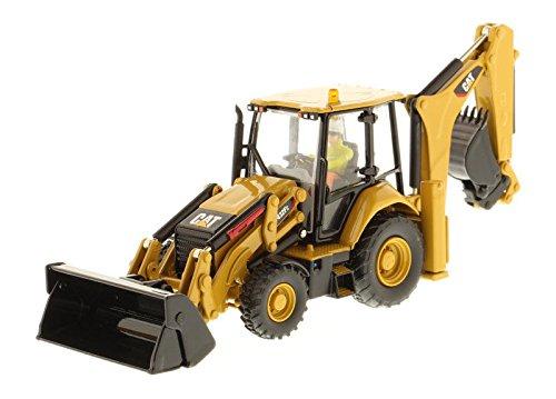 - Caterpillar 432F2 Backhoe Loader High Line Series Vehicle