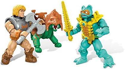 Mega Construx Battle Cat contra Roton de Masters of The Universe (Mattel GPH23): Amazon.es: Juguetes y juegos
