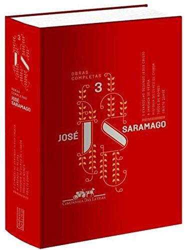 Jose Saramago. Obras Completas - Volume 3