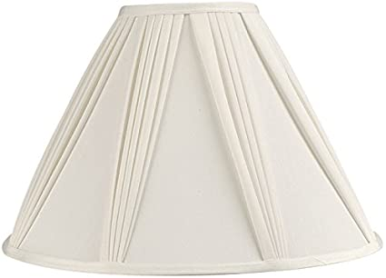 Springcrest ivory lamp shade 6x17x12 spider lampshades amazon springcrest ivory lamp shade 6x17x12 spider mozeypictures Image collections