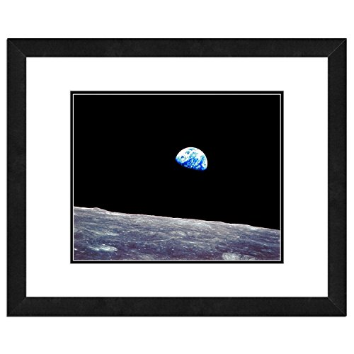 Space Image (Apollo 8 View of Earth) Photo