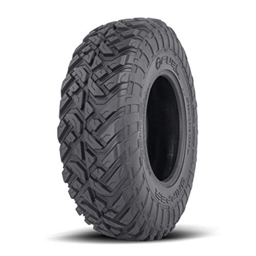 Full set of Fuel Gripper T/R/K (10ply) Radial ATV/UTV Tires [32x10-15] (4)
