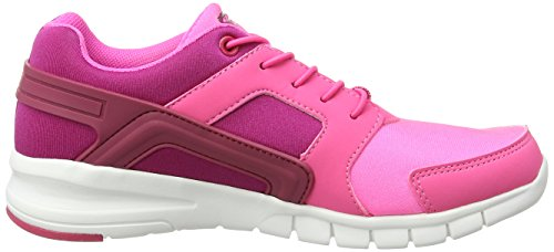 Gola Santo Toggle, Zapatillas de Deporte para Exterior para Niñas Rosa (Pink/beetroot)