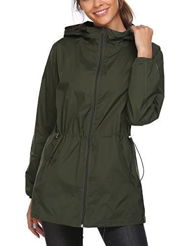 Zip Wind Rain Jacket - 6