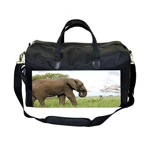 Roaming Elephant Weekender Bag
