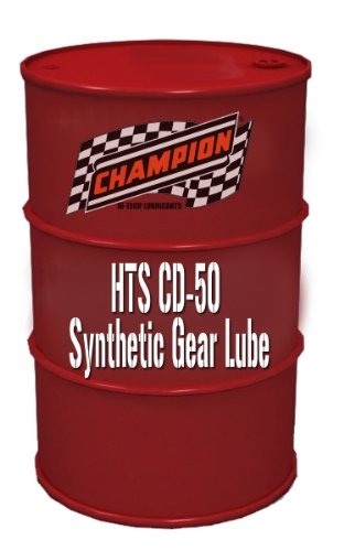 55 gallons synthetic gear oil - 3