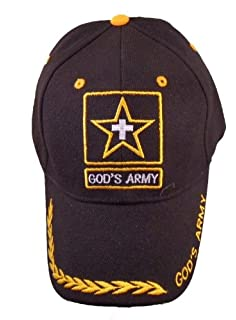 CAP824 Hat God/'s Army Star Jesus Hat Baseball Cap ACU Digital Camo