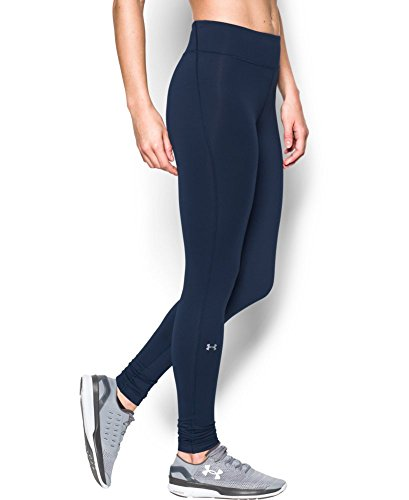 Under Armour Women's ColdGear Authentics, Midnight Navy (410), Large