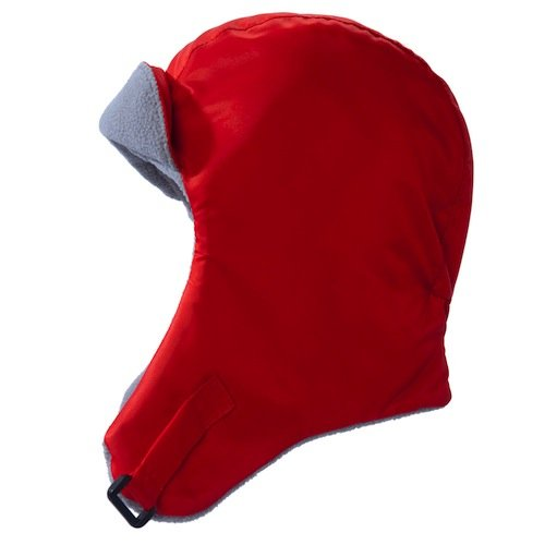 7AM Enfant Classic Chapka Hat 500, Red, ()