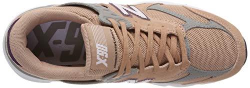 New Away Sneaker Donna pink Balance Paradis Rosa 90 Grey team X Sand Sqxz6rZwS