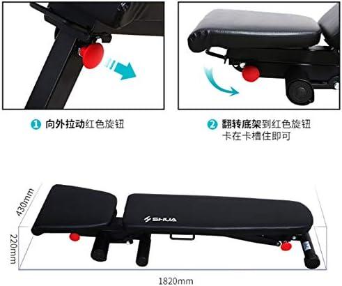 DSHUJC Chaise de Fitness Multifonction, - Actualités des Jeux Videos